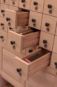 Custom Built In Cigar Humidor